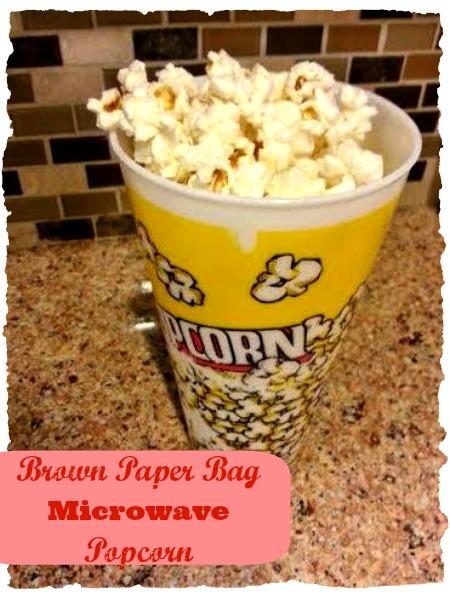 Bag Microwave Popcorn Bag Microwave Popcorn