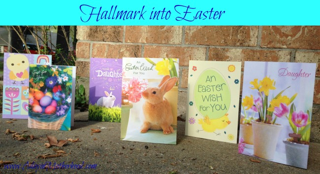 Celebrating Easter for Friends One Hallmark Card at a Time – Hallmark Easter Cards