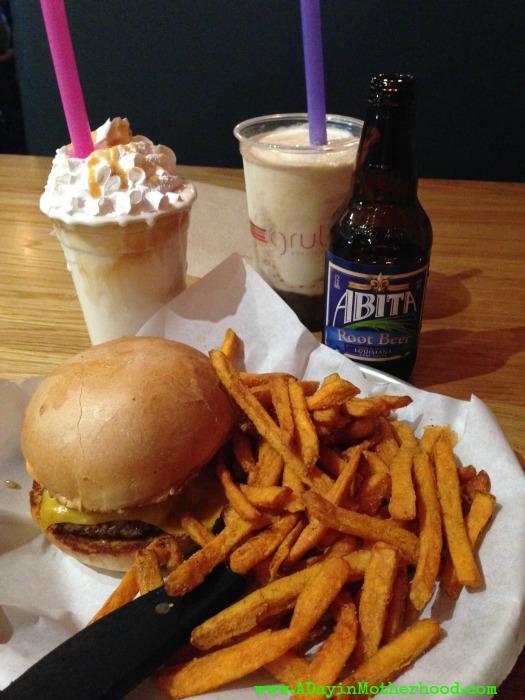 The Grub Burger Bar #CityCentre #GoHouston