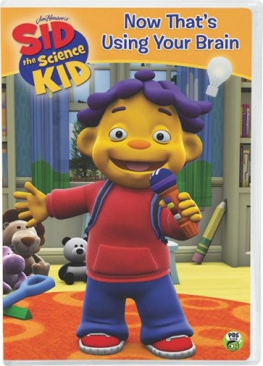 Sid The Science Kid Now That S Using Your Brain