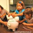 Kids Can Learn to Save with a Wikki Stix Design Your Own Piggy Bank