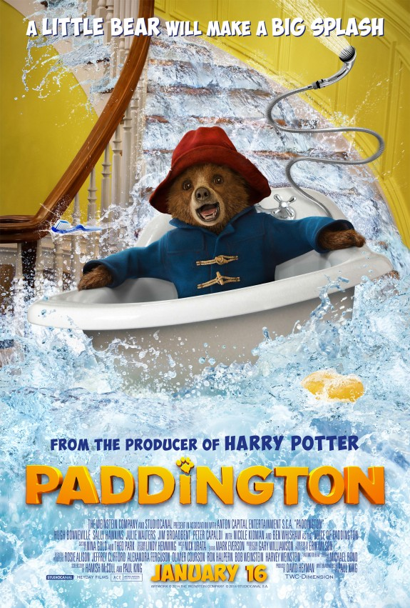 WIN a Paddington Movie Prize Pack #PaddingtonMovie