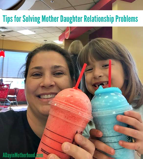 Tips for Solving Mother Daughter Relationship Problems
