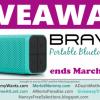 WIN a Braven 705 Bluetooth Speaker