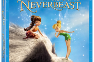 Tinker Bell and the Legend of the NeverBeast DVD Review and Giveaway