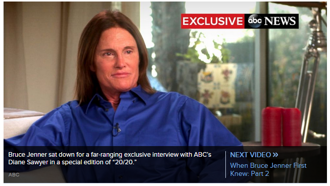 How the Bruce Jenner Interview Changed my Opinion of the Kardashian Family #BruceJennerABC