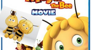 Maya the Bee Movie Review and DVD and Toy Giveaway
