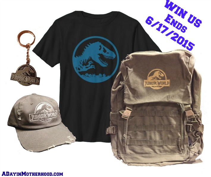 Préférence WIN a Jurassic World Backpack Stuffed with Goodies VG72