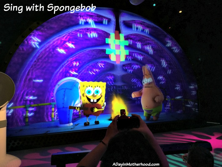 NEW Spongebob SubPants at Moody Gardens Made it the Best Day Ever @usfg #moodygardens