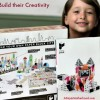 Paper Punk Folding Craft Gets Kids Imaginations Going