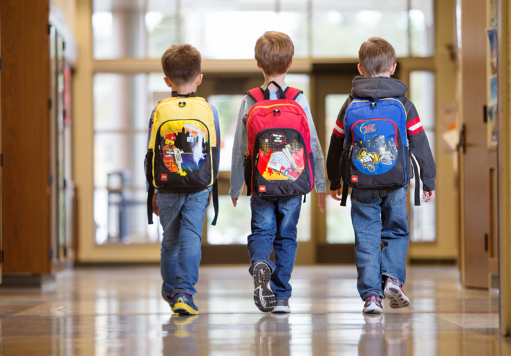 Lego Backpacks Send Your Kids Back to School in Style & WIN a Lego ...
