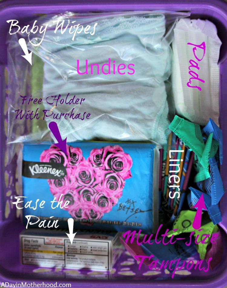 Menstrual kit