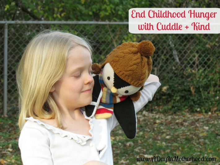 Take off on Adventure with Cuddle + Kind and End Childhood Hunger