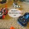 DIY Chalk Race Track for your Modarri Cars