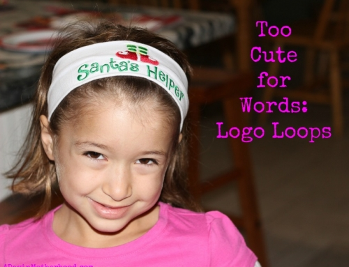 Logo Loops Hair Accessories are Perfect All Year Round Review