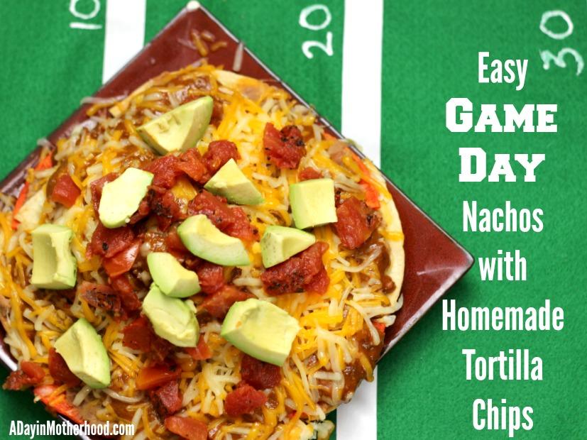 Easy Homemade Tortilla Chips Recipe — Dishmaps