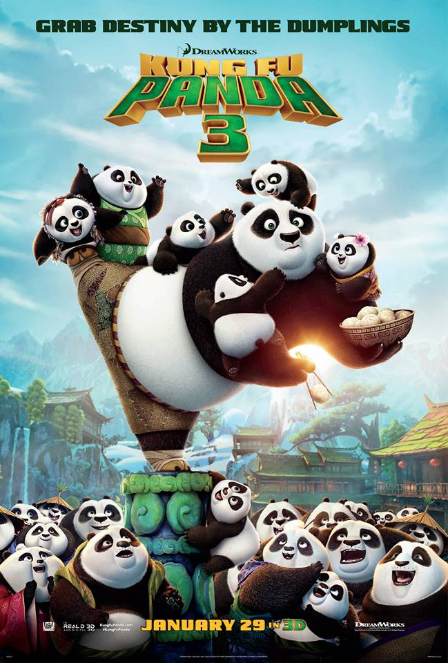 WIN a Kung Fu Panda 3 Prize Pack including a $25 Gift Card  #KungFuPanda ad