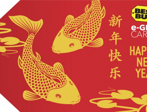 Celebrate the Lunar New Year with Decorative Best Buy Gift Cards