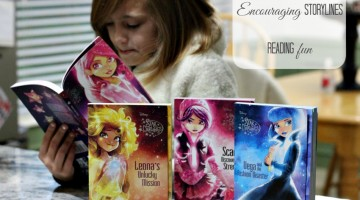 Star Darlings Book Series is HERE – See Them and Enter to WIN a Set