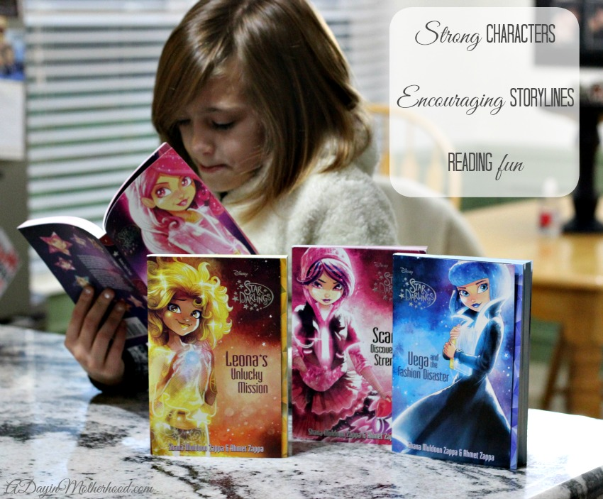 Star Darlings Book Series is HERE - See Them and Enter to WIN a Set #stardarlings #NewYearsWish ad