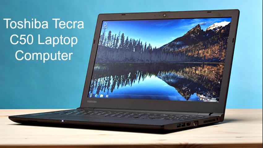 WIN a Toshiba Tecra C50 Laptop Computer! #GratefulGiveaway