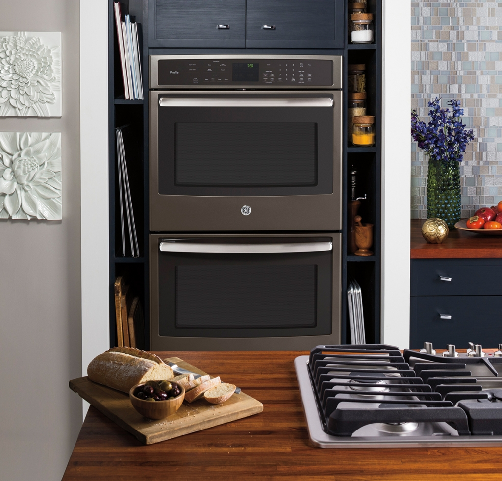 Style Up Your Kithen With New Ge Slate Finish Appliances