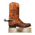 Charge Your Device at the Houston Livestock Show and Rodeo with Reliant + Enter the Justin Boots Sweeps