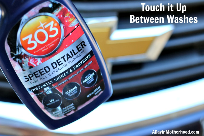 Car Care Is Made Easy With 303 Automotive Products