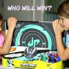 Nerf Sports Dude PerfectShot Hoops Review & Giveaway