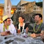 The Angry Birds Movie Cast Interviews: Josh Gad, Maya Rudolph, Jason Sudeikis