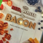Celebrate the Freedom of BACON at Denny's + WIN a Trip to Hollywood