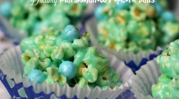 Recipe: Dreamy Marshmallow Popcorn Balls are the Perfect Star Darlings Family Book Night Treat + WIN a $205 Star Darlings Gift Pack