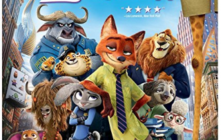 Zootopia is out on DVD today! Get your copy now, see a hidden Mickey clip and get FREE activity pages! ad