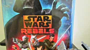 Star Wars Rebels Season 2 now Available on DVD and Blu-Ray