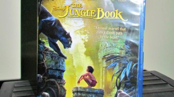 Disney's The Jungle Book Live-Action is now on DVD and Blu-Ray