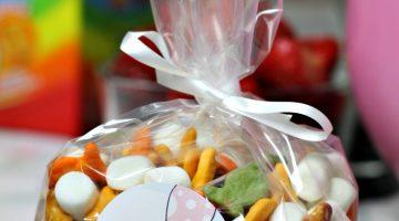 After School Snack Mix Encouragement Bags