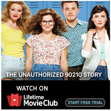 FREE 7 Day Trial to Lifetime Movie Club!! You're Welcome!