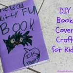 DIY Book Cover Craft for Kids + Get FREE Books