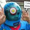 My 1st Career Gear: Robotic Engineer Shirt and Robot Helmet from Aeromax Review