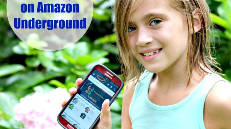 Amazon Underground Offers Actually FREE Apps for Kids and Adults!