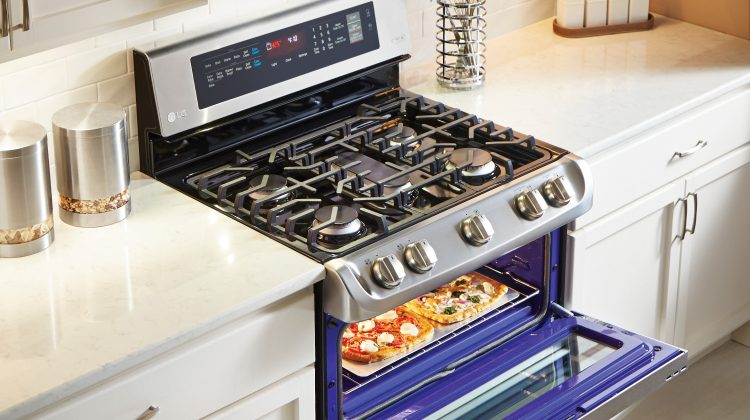 Make Holiday Dreams Come True with the LG ProBake Double Oven