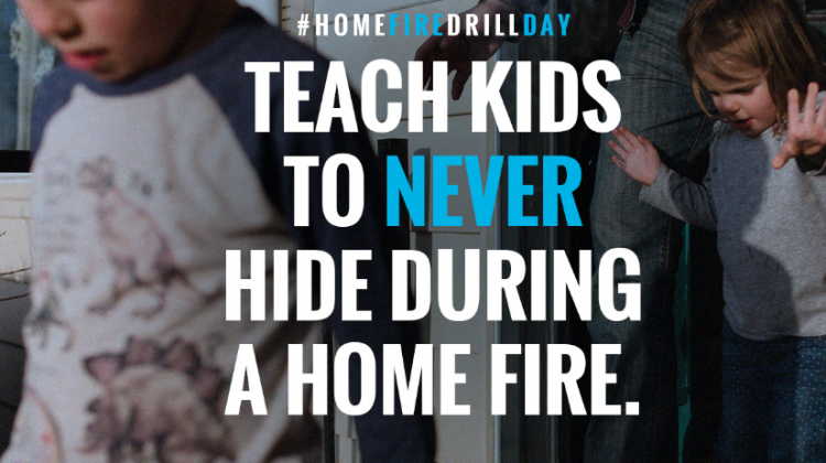 How to Conduct a Home Fire Drill