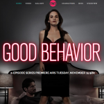 Do You Like You? With 'Good Behavior' on TNT, You Will + WIN a $100 Gift Card