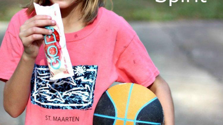 Feed Your Tween Spirit with  Yoplait® Go Big™ yogurt!