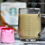 Recycle Your K-Cups® with DIY Bath Bombs