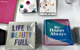 These cute coasters and magnets say I care and are a Top 10 Gifts for her!
