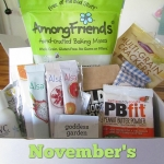 November's Daily Goodie Box: Sign Up Now for December!