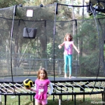 Why my Fear of Owning a Trampoline has been Bounced
