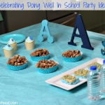 Celebrating Doing Well In School Party Ideas