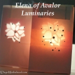 How to Make an Elena of Avalor Luminary + WIN a Gift Set